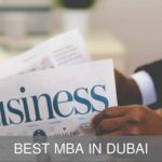 5 Schools for the Best MBA in Dubai